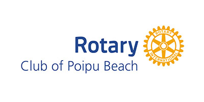 Poipu Beach, Kauai logo