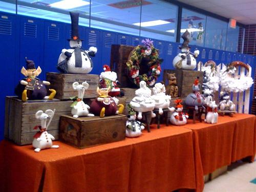 Whitnall High School Craft Fair