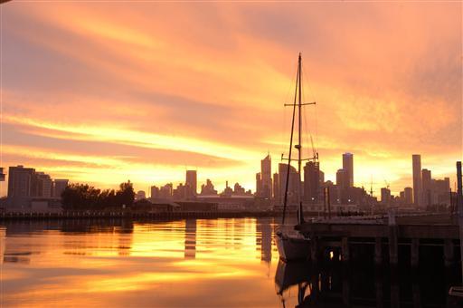 Melbourne Sunrise Pr logo