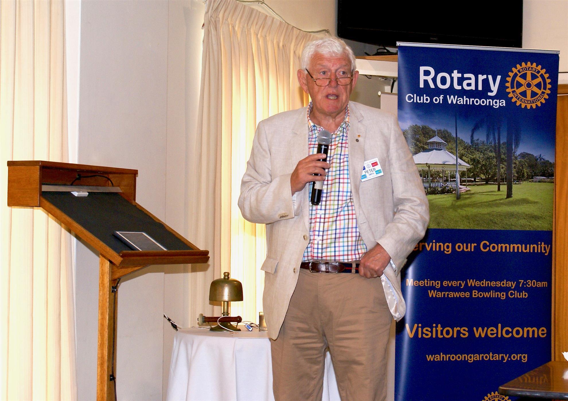 Stories | Rotary Club of Wahroonga