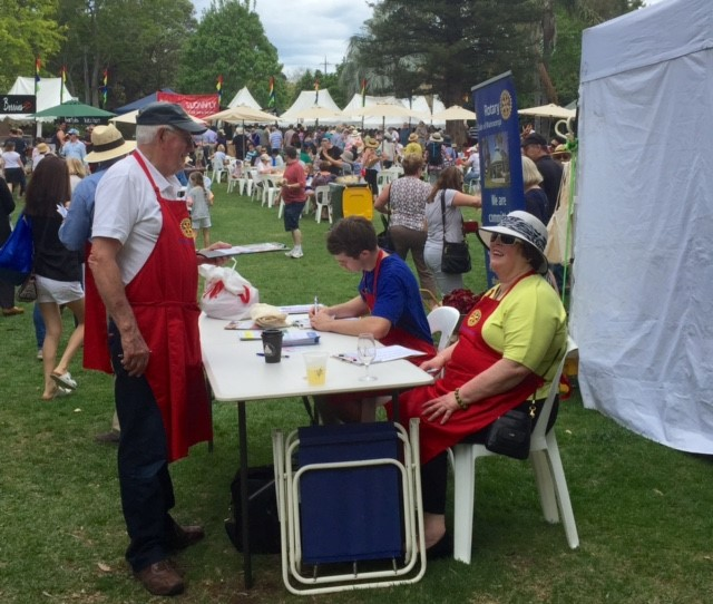 Wahroonga Food and Wine Festival 2016