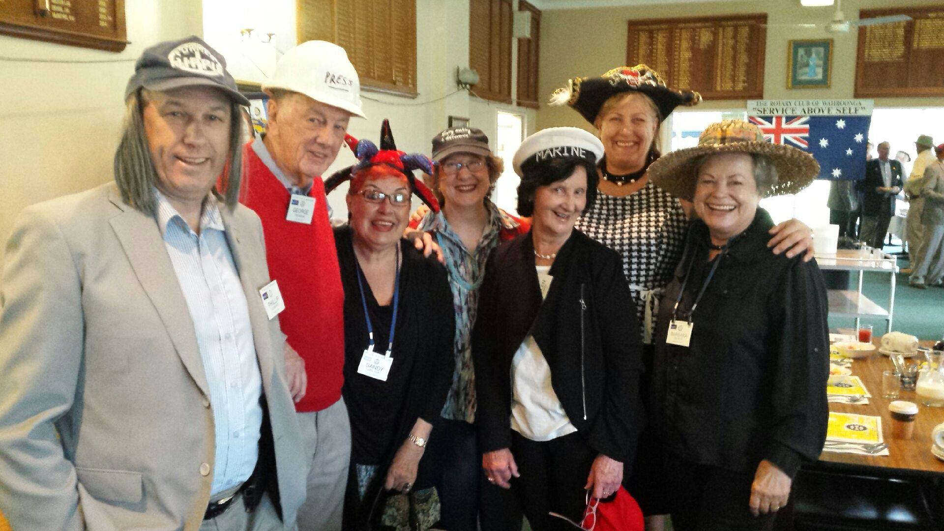 ARH Hat Day 2015