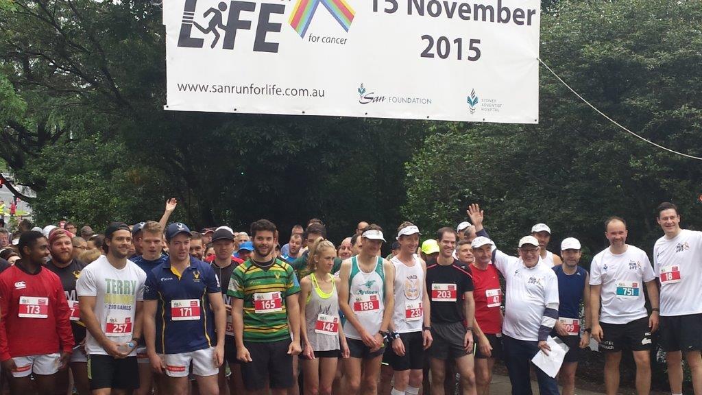 SAN Fun Run 2015