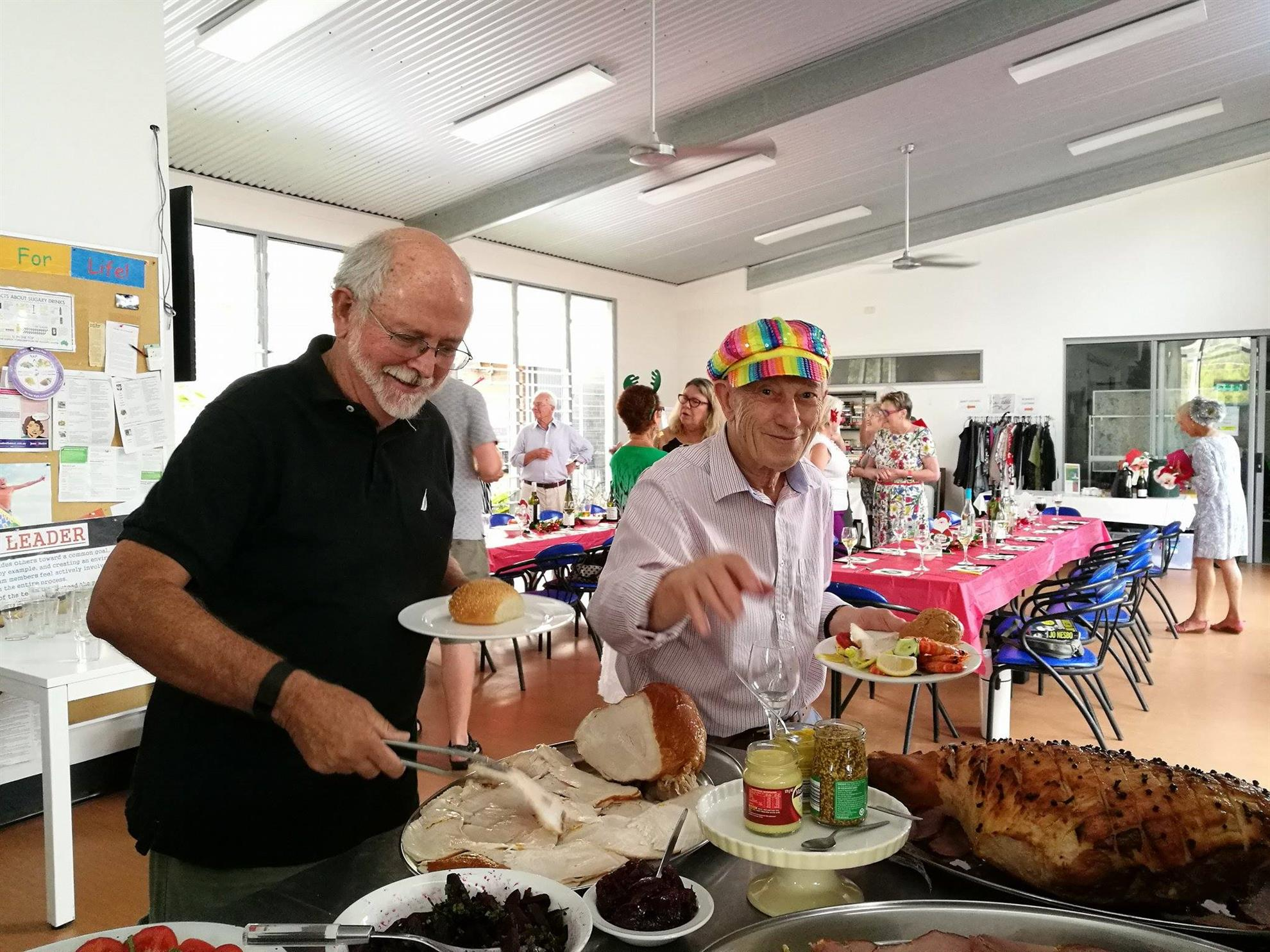 Manly Rotary Christmas Dinner   Rotary Club of Manly