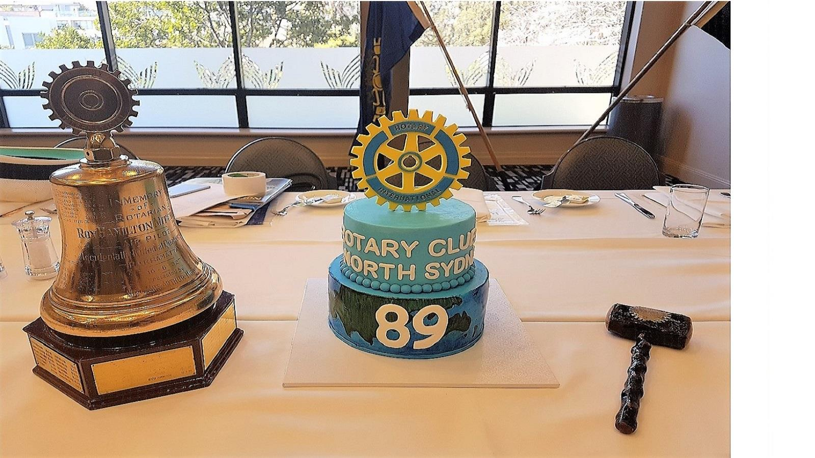 Our club turns 89!