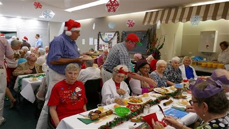 Senior's Christmas Party