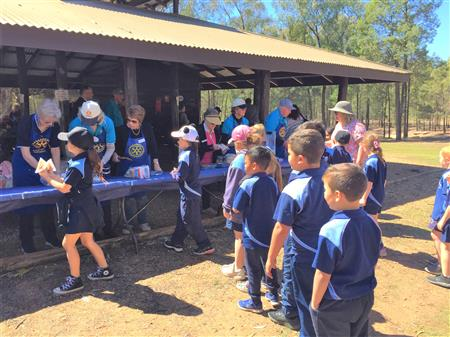 Drought Relief - Wellington School Project, Blaze Aid $33,300
