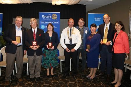 Pride of Workmanship Awardees