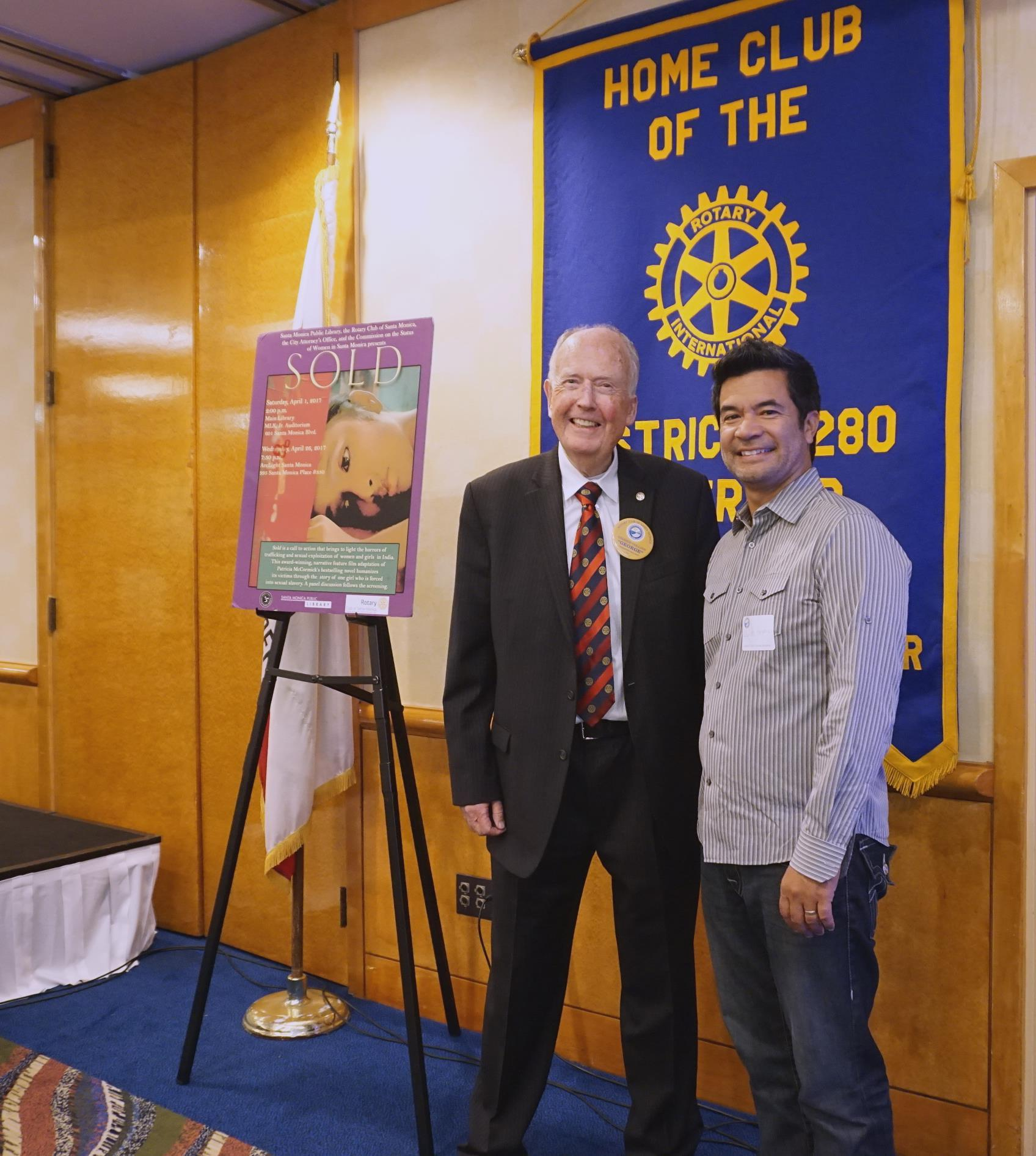 home page rotary club of santa monica