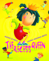 Cover - The Recess Queen