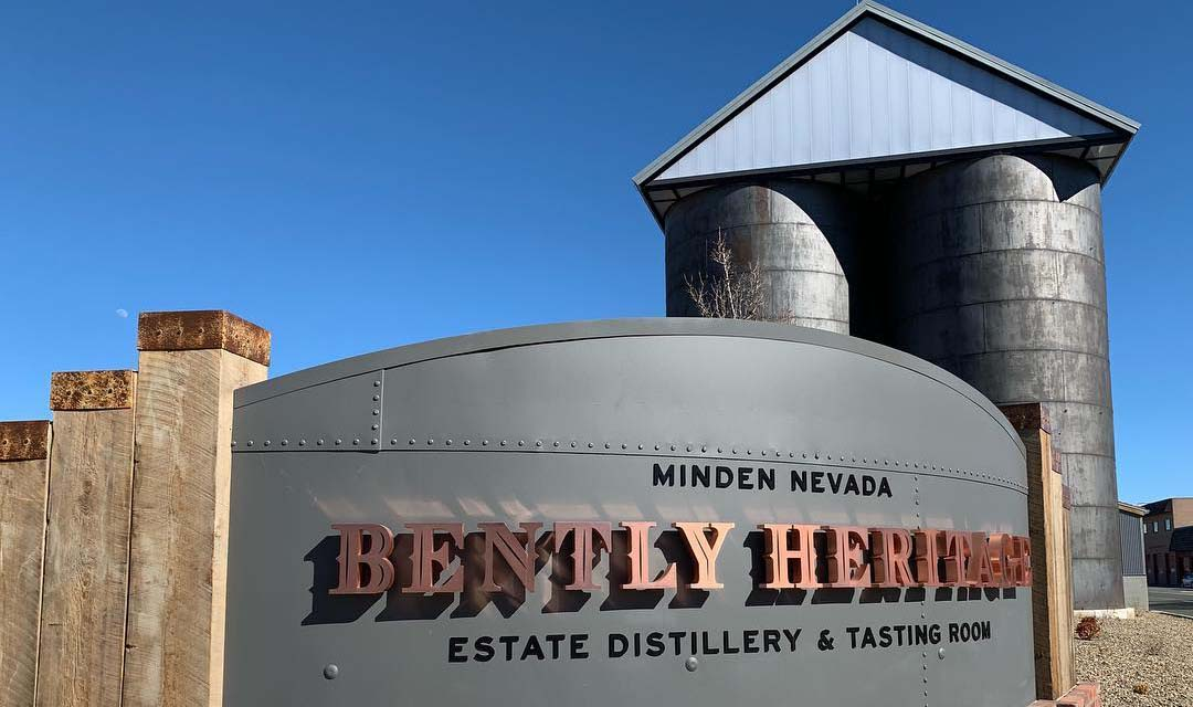 Bently Heritage Distillery