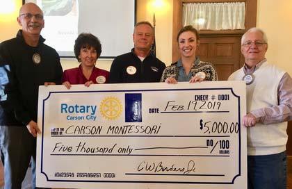 Montessori Award