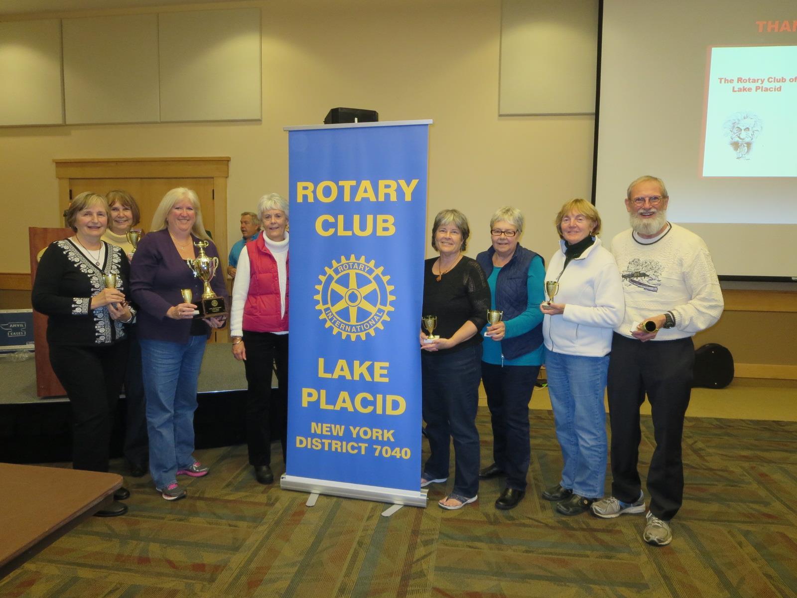 03a5e8ce12 El Rotary Club de Lake Placid vino en nuestra ayuda.