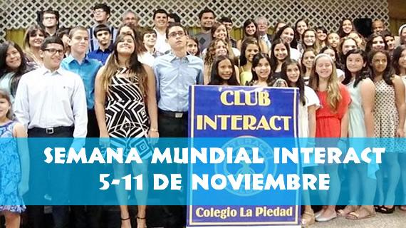 9b4fabd512 Los clubes Interact preparan a los jóvenes de 12 a 18 para tomar medidas en  su comunidad