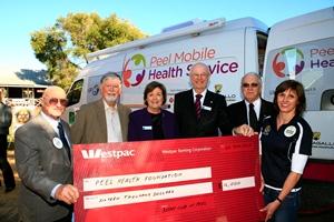Presentation to Peel Health Foundation