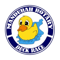 Duck Race logo