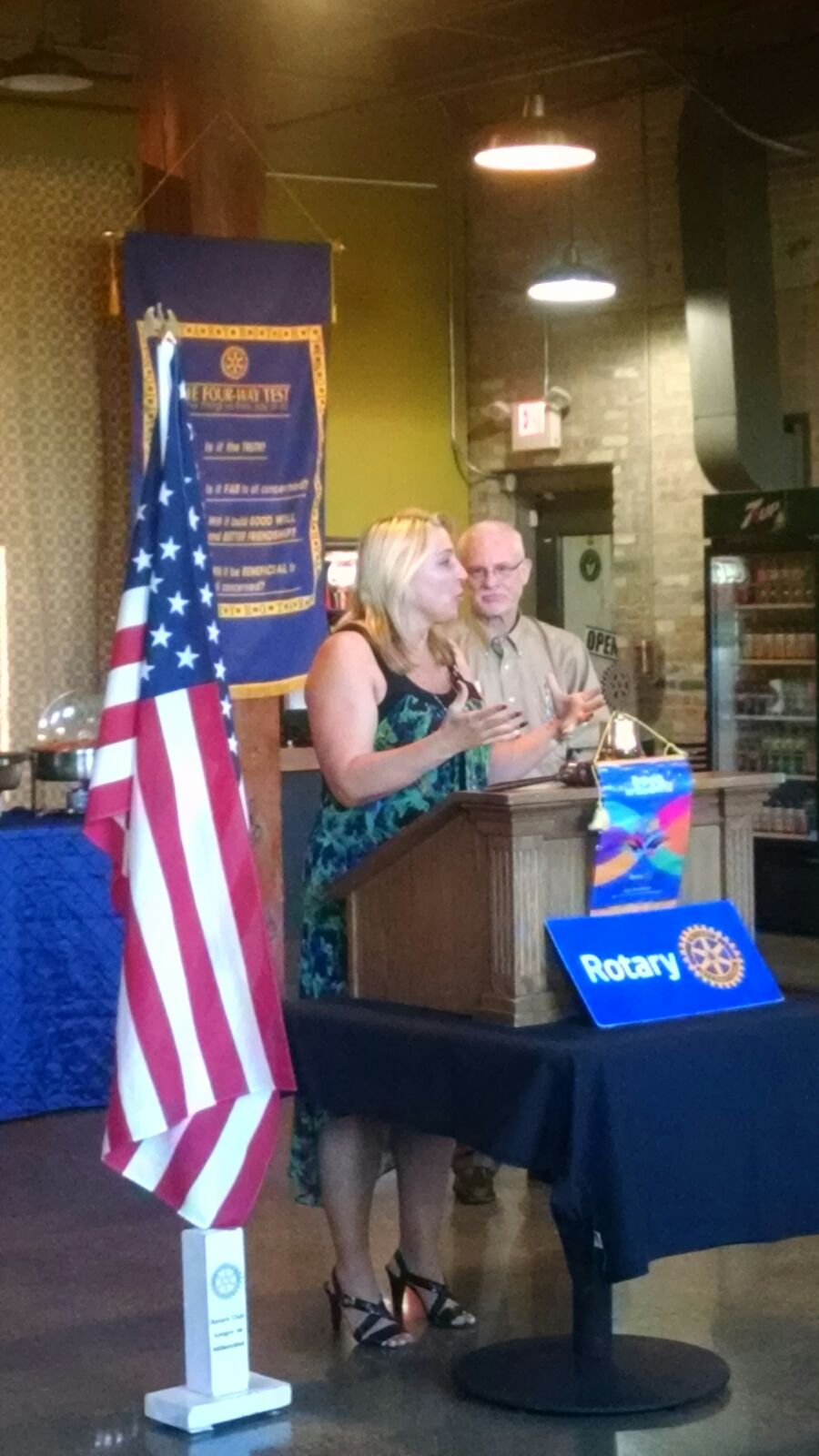 Changing Of the Guard 2016 | Rotary Club of Amigos de Milwaukee