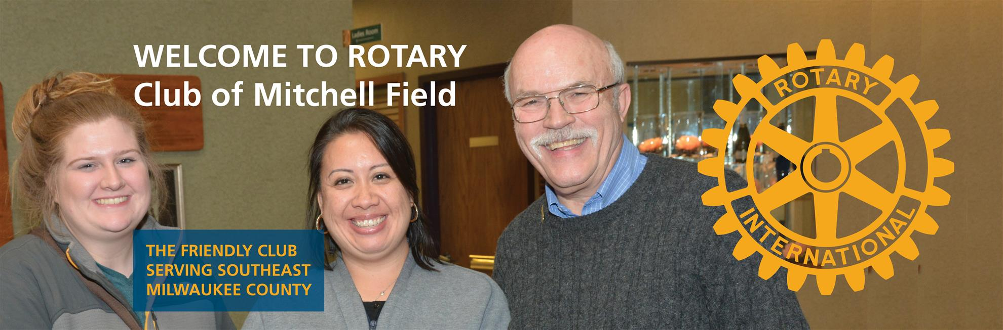 Welcome to Rotary Club of Mitchell Field