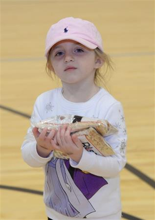 Youngest Volunteer