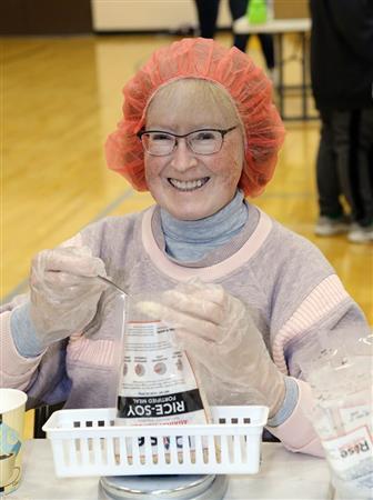 Rotarian Judy Lyons