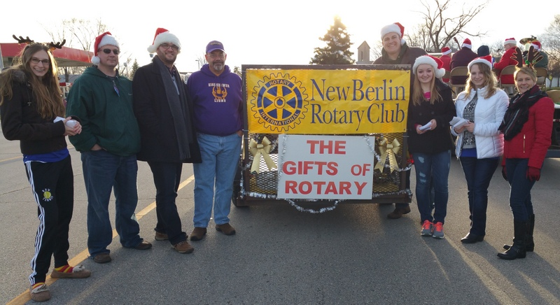 Rotary Club of New Berlin, New Berlin Rotary