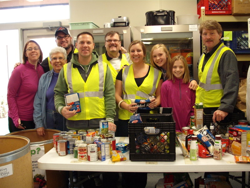 Rotary club of New Berlin, what is Rotary, how do I volunteer, New Berlin Food Pantry