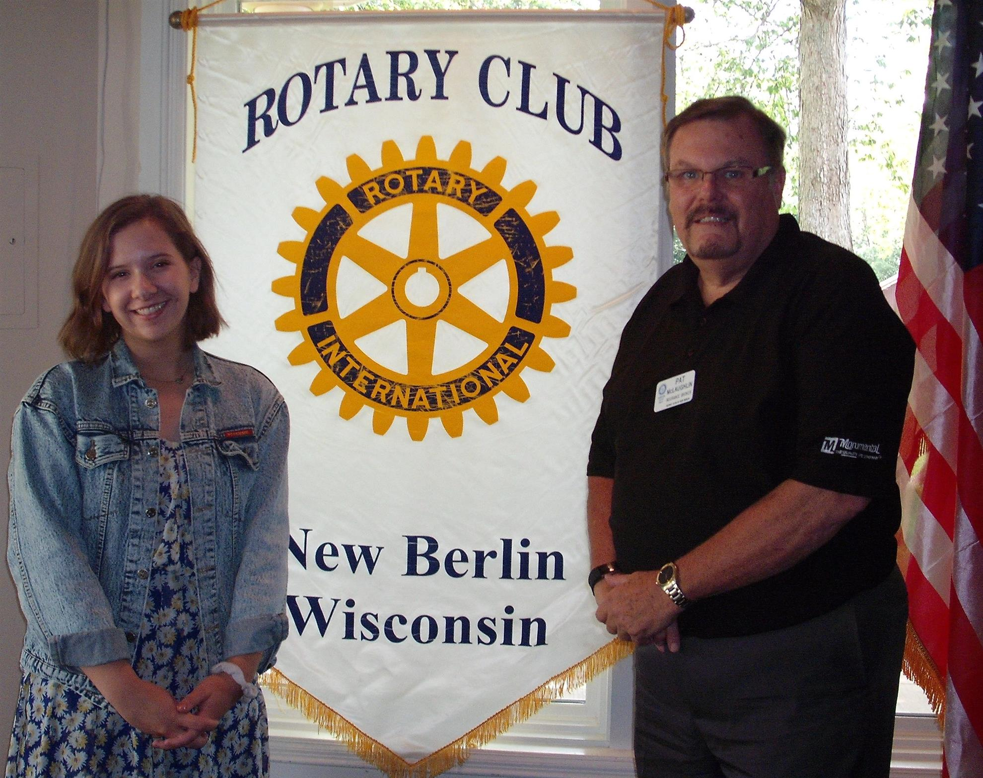 Rotary Club of New Berlin, New Berlin Rotary, World Affairs Seminar