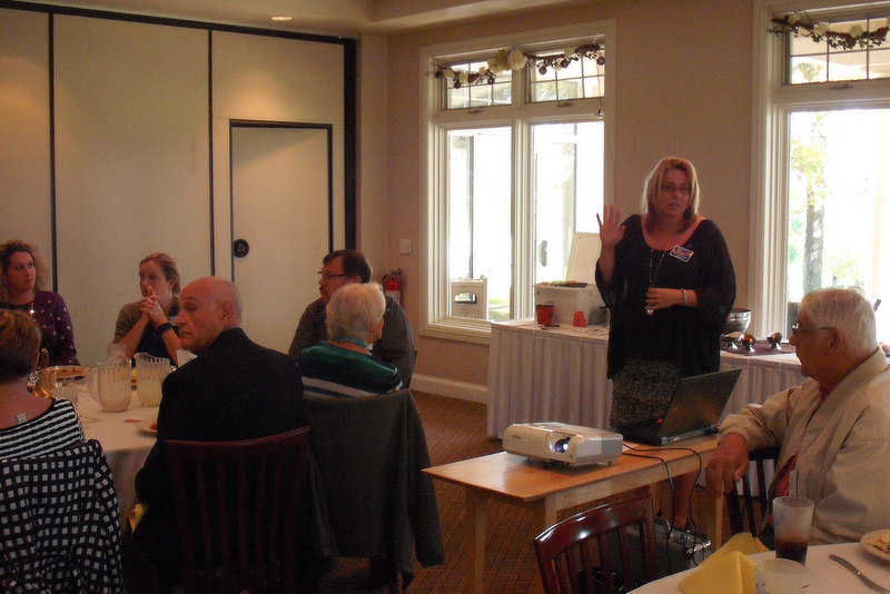 District 6270, Julie Craig, Rotary Club of New Berlin, New Berlin Rotary