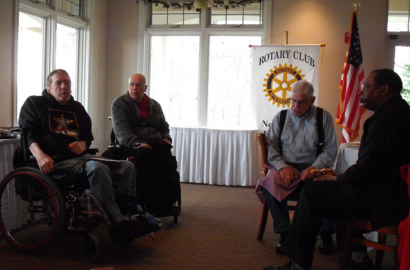Paralyzed Veterans of America Wisconsin Chapter, Rotary Club of New Berlin, New Berlin Rotary