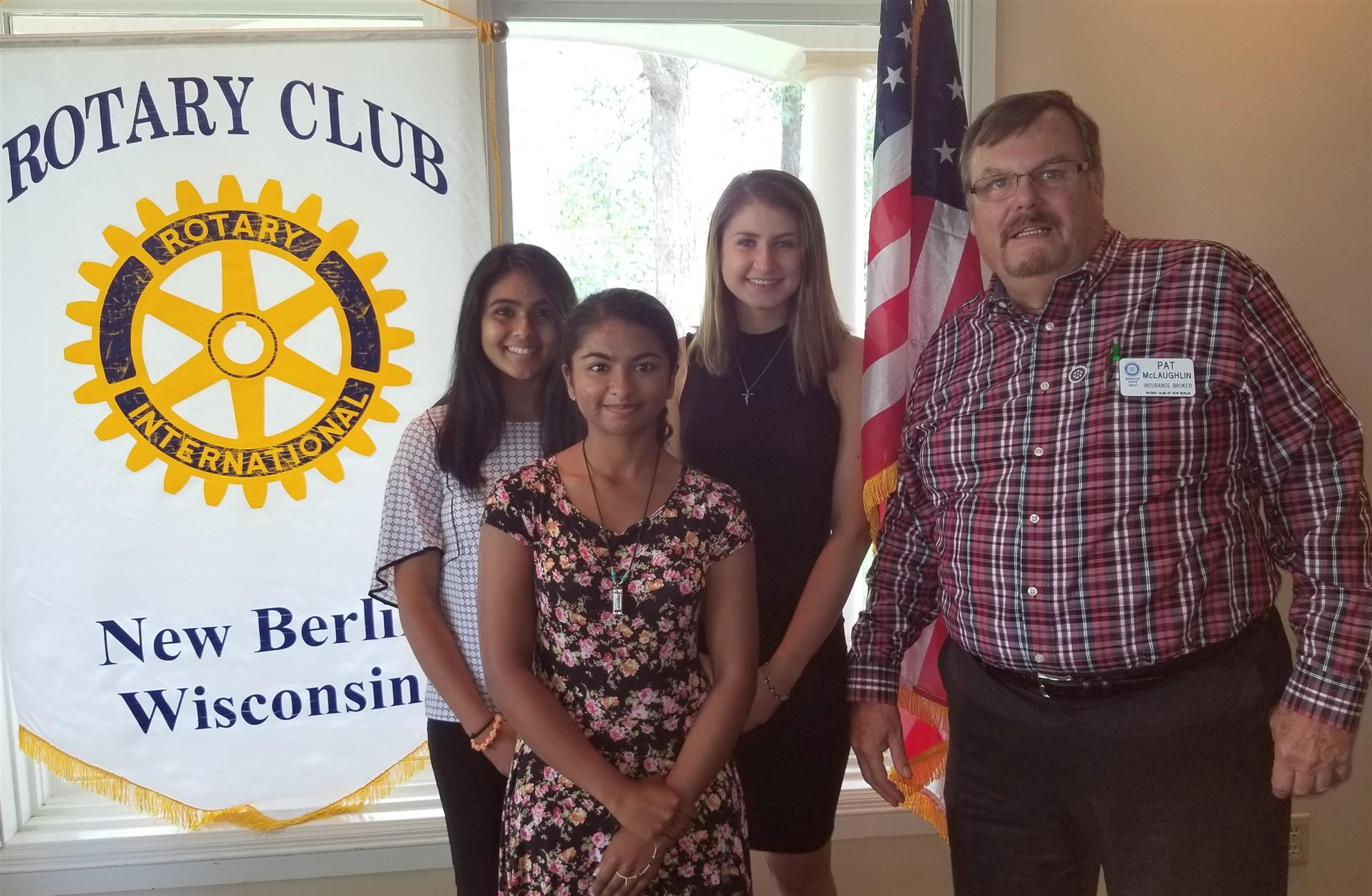New Berlin Rotary, Rotary Club of New Berlin, World Affairs Seminar