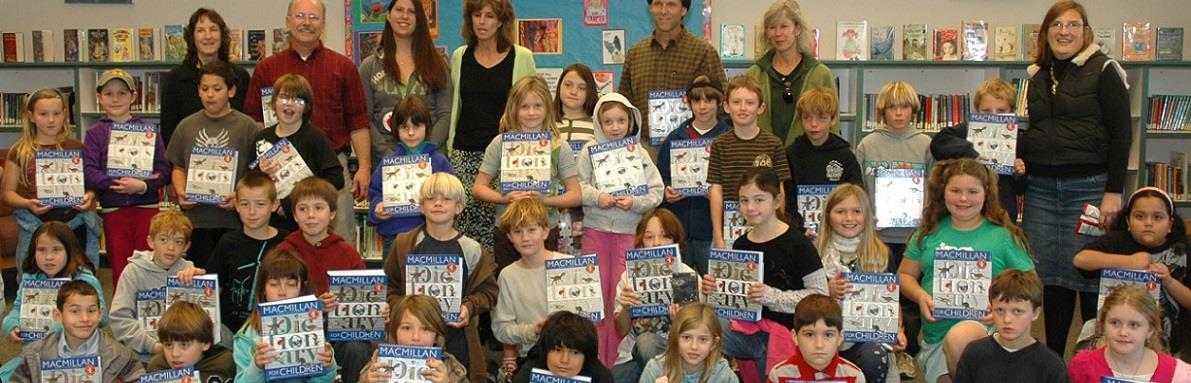 Dictionary Program for Local Third Graders