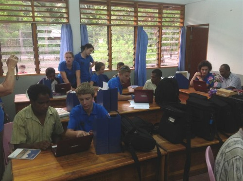 Timor Classroom