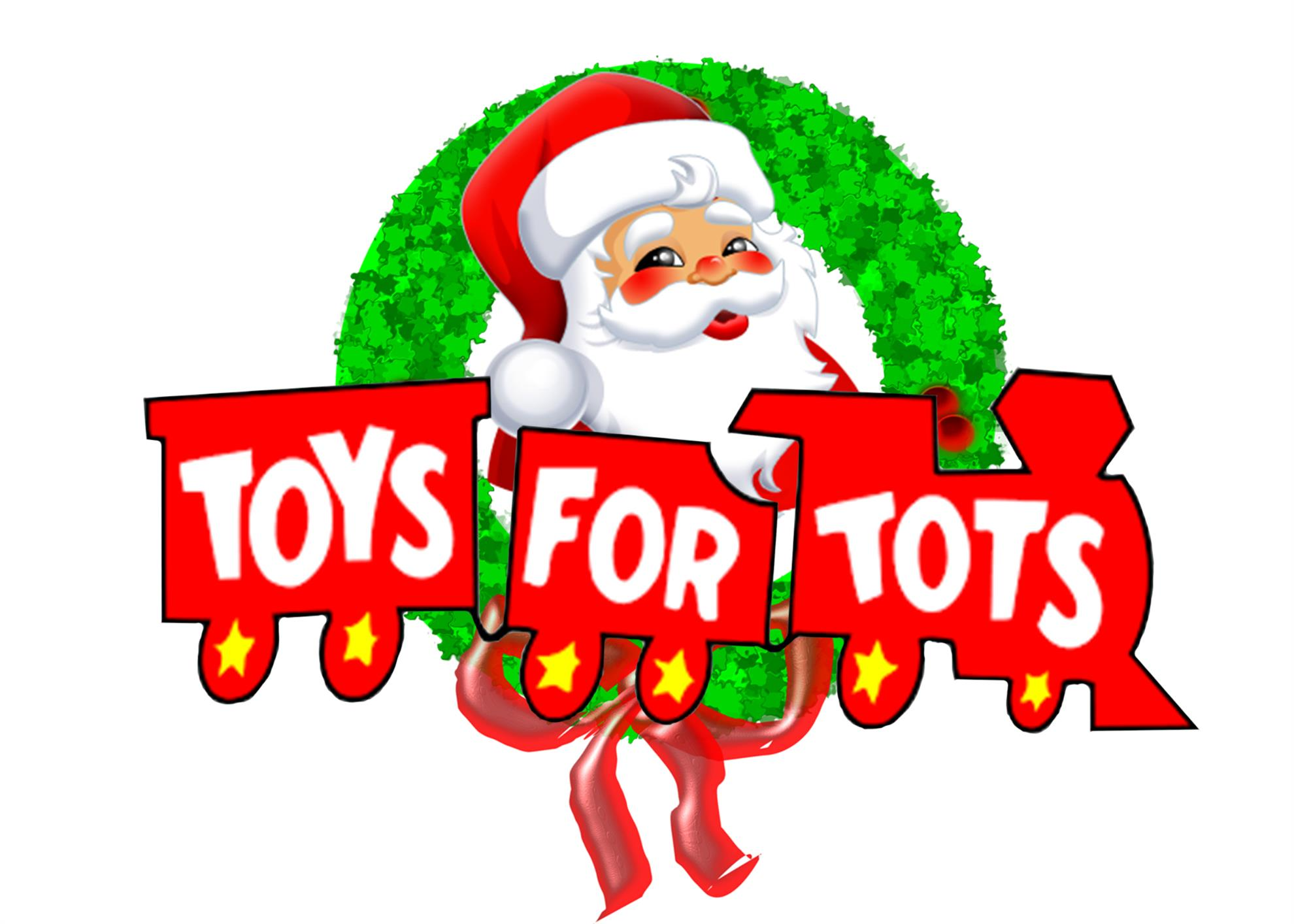 Toys For Tots Clipart : Home page rotary club of fredericksburg