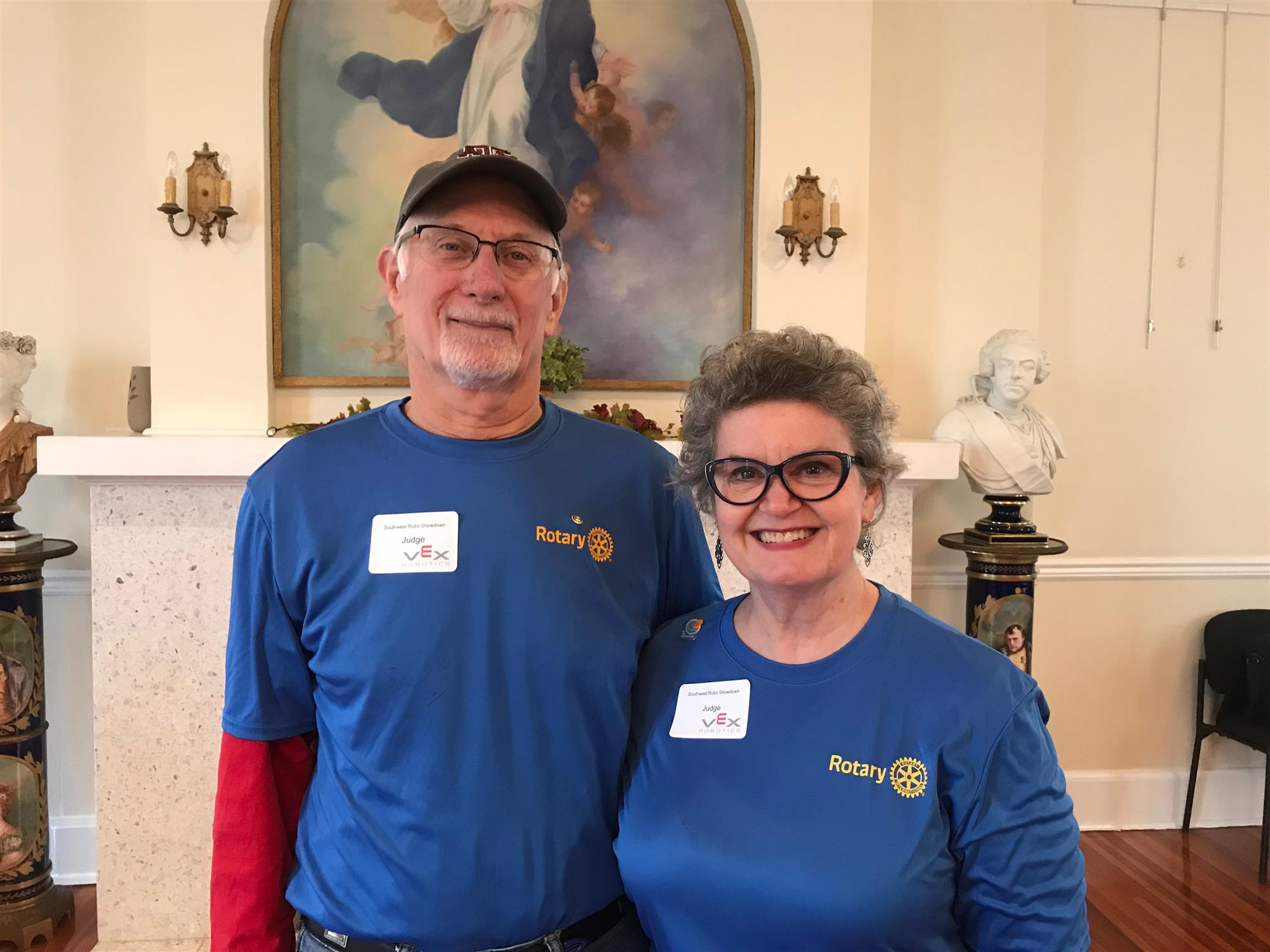 Stories Rotary Club Of San Antonio Oak Hills