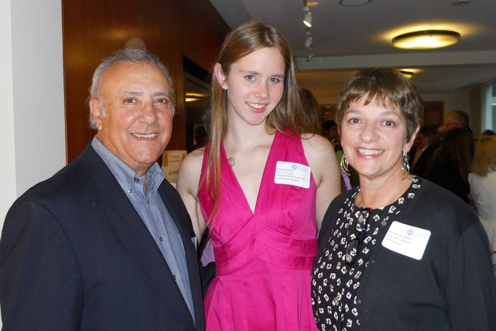 2010 Rotary Dorrico Scholarship Winner Faith Grabarz