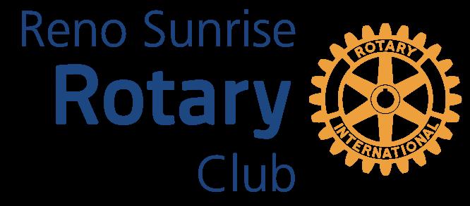 Reno Sunrise logo