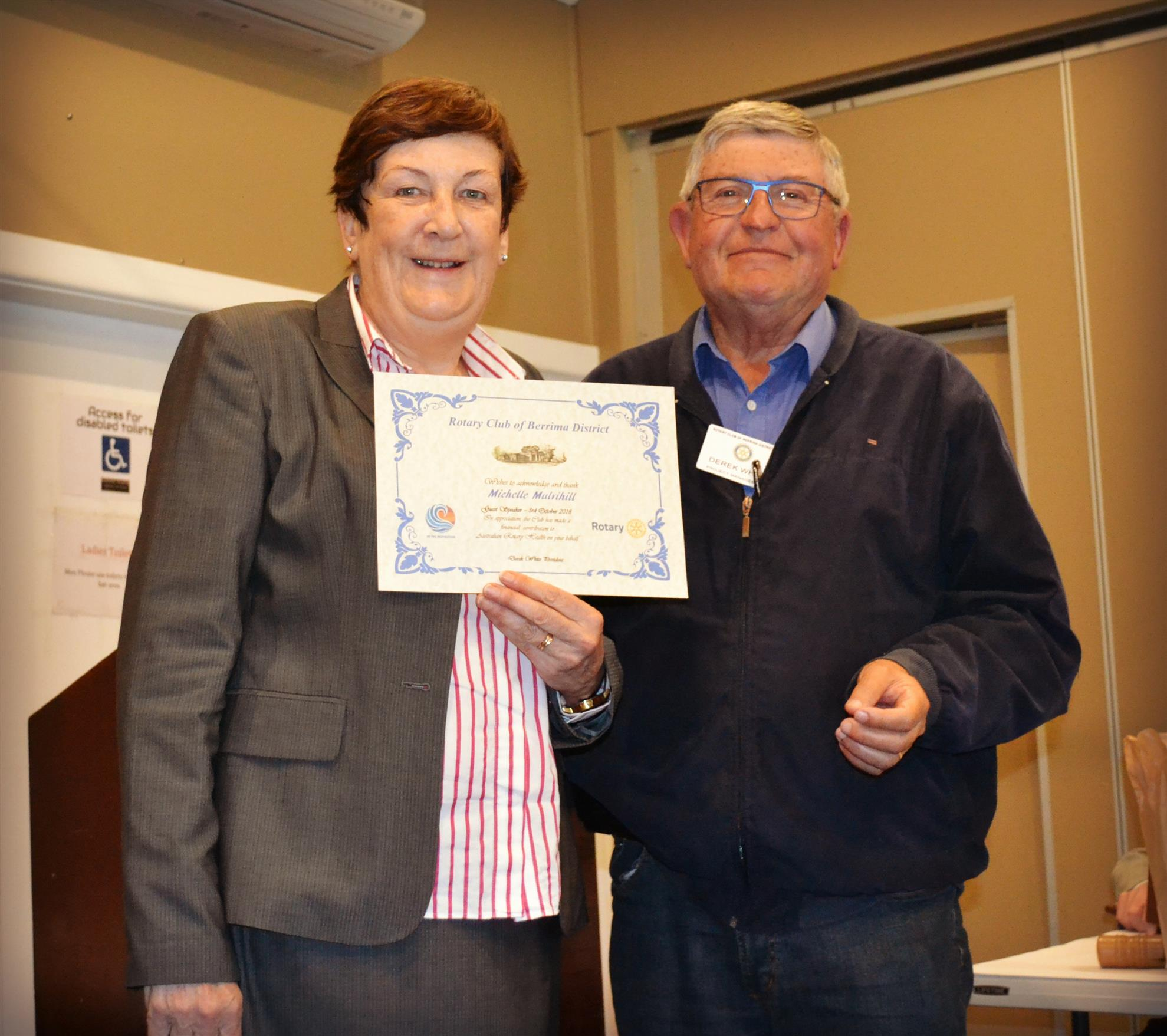 Stories | Rotary Club of Berrima District