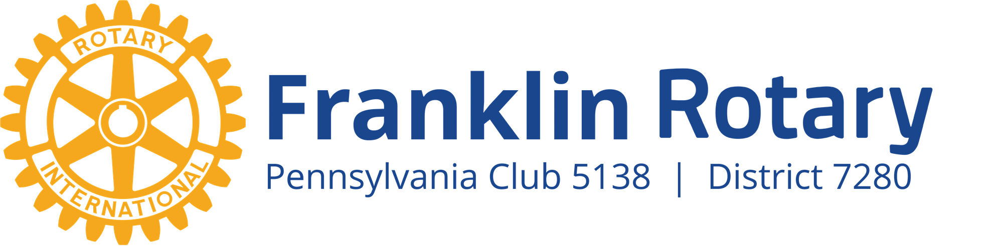 Franklin Rotary Club logo
