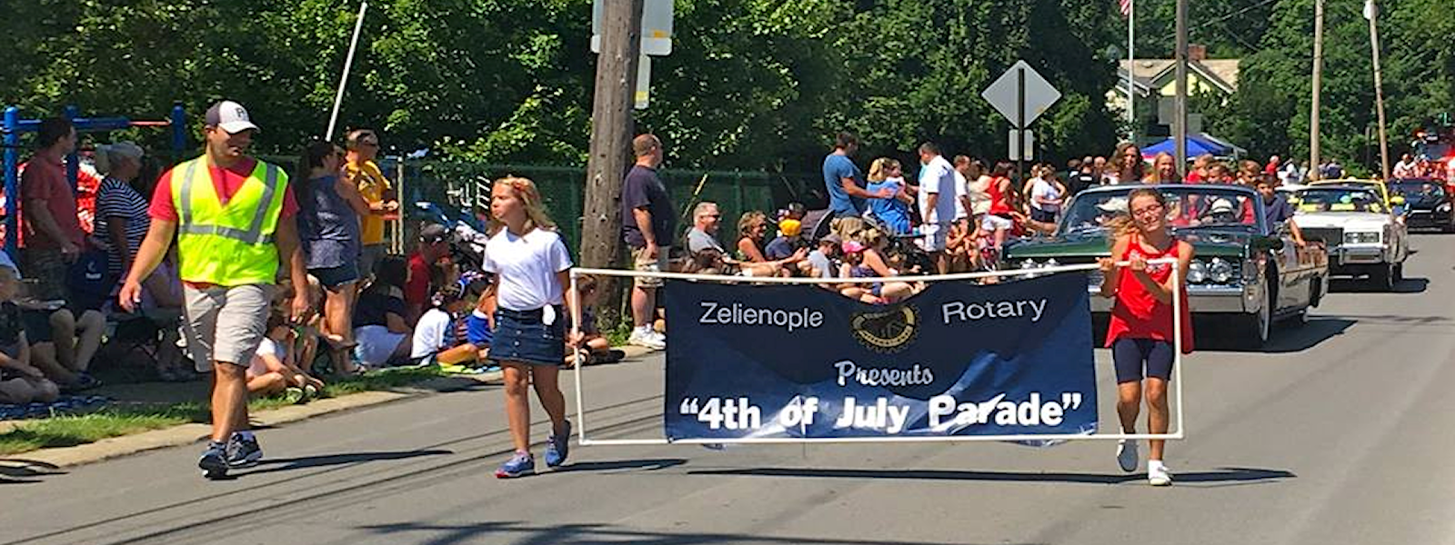 Zelienople 4th of July Parade