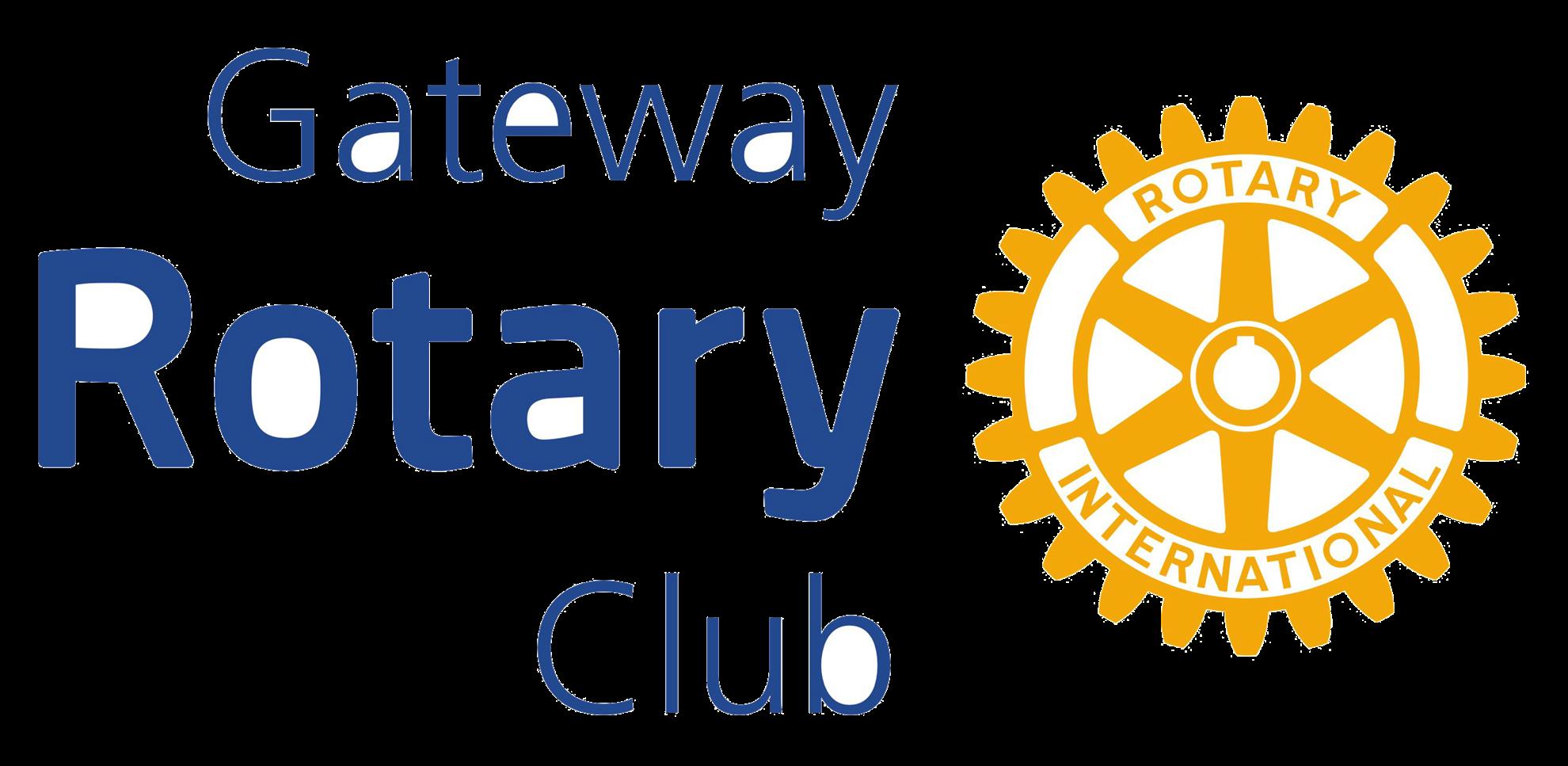 Gateway Rotary Club logo