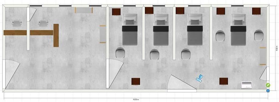 Re-Design for Emergency Room V1