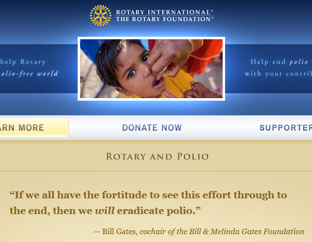 End Polio Page