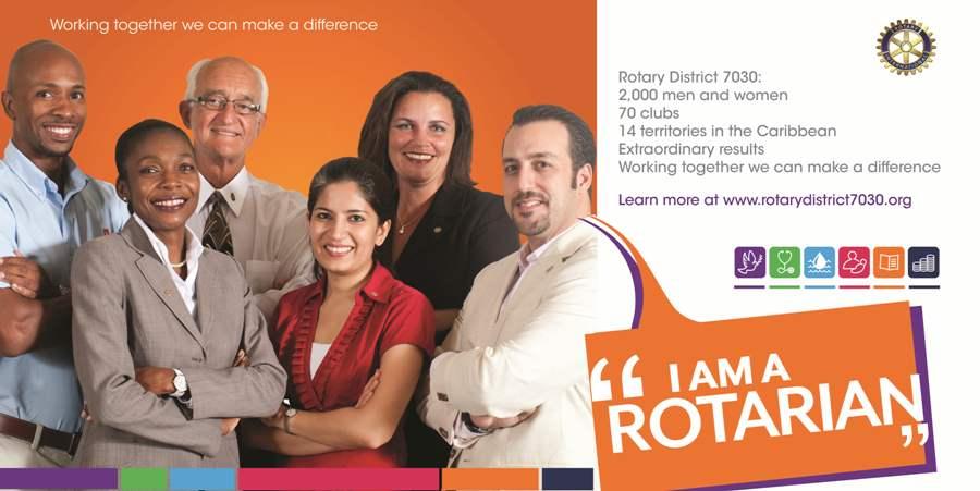 I am a Rotarian