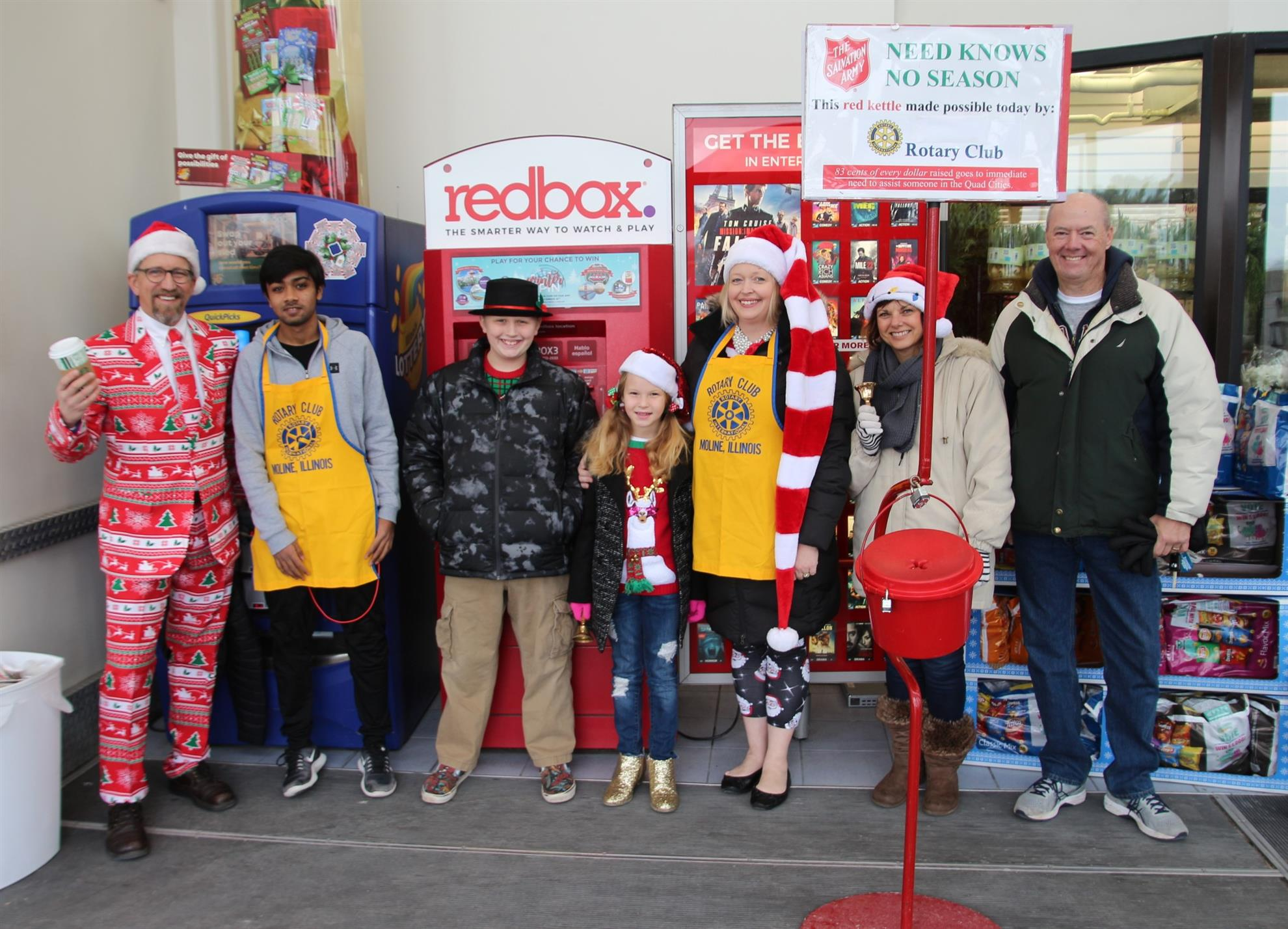 Red Kettle Campaign 18