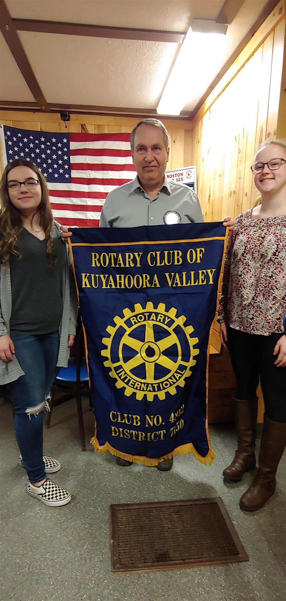 Stories | Rotary Club of Kuyahoora Valley - Newport
