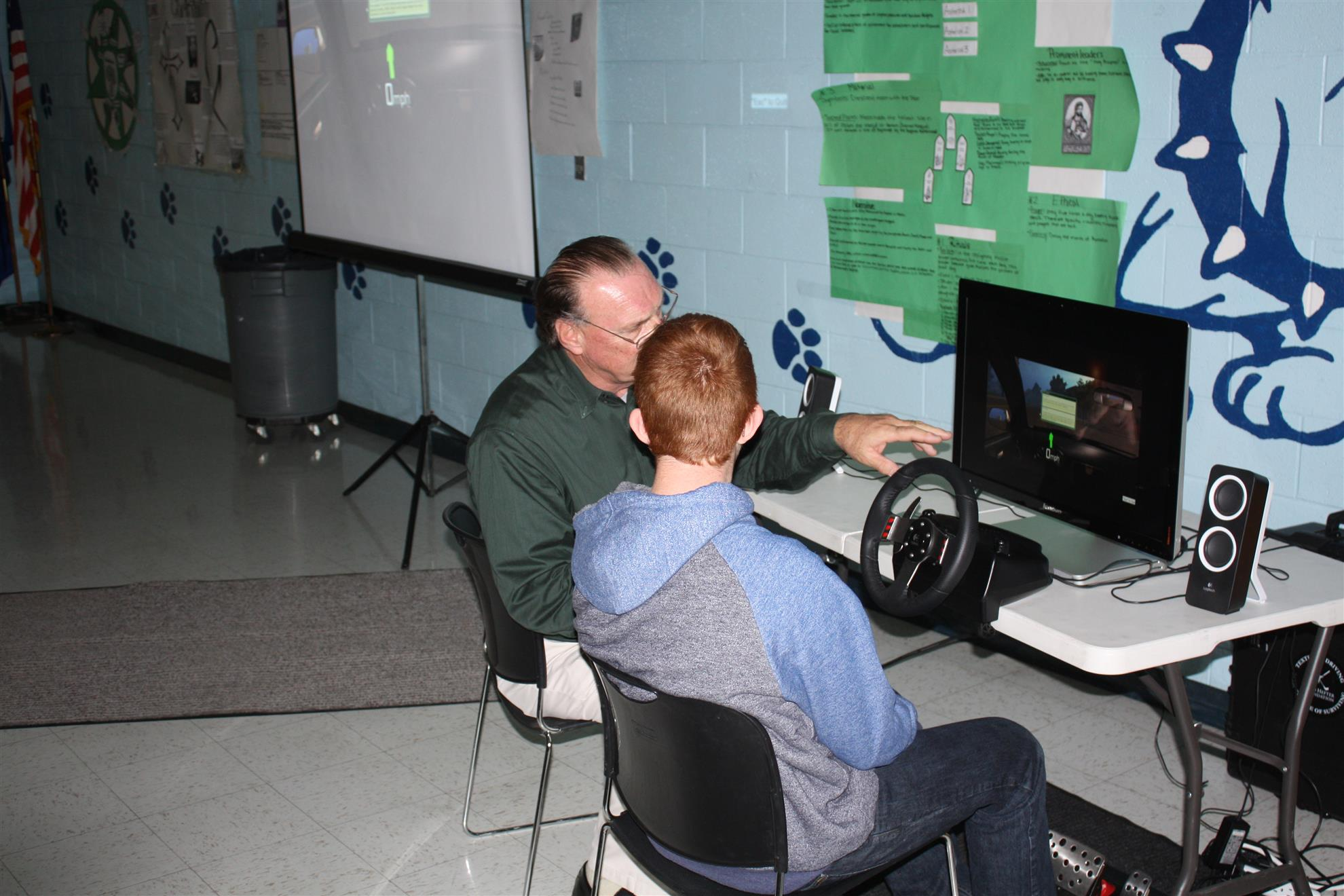 The Text and Drive Simulator - Those that tried failed...badly
