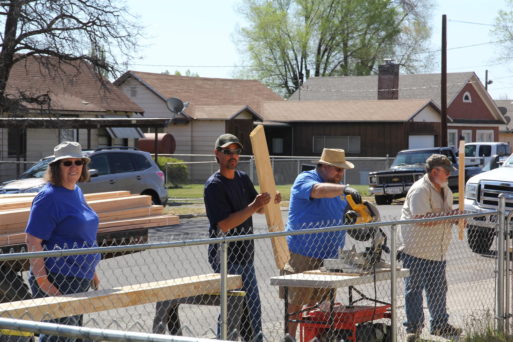 2015 Rotarian's At Work Day!