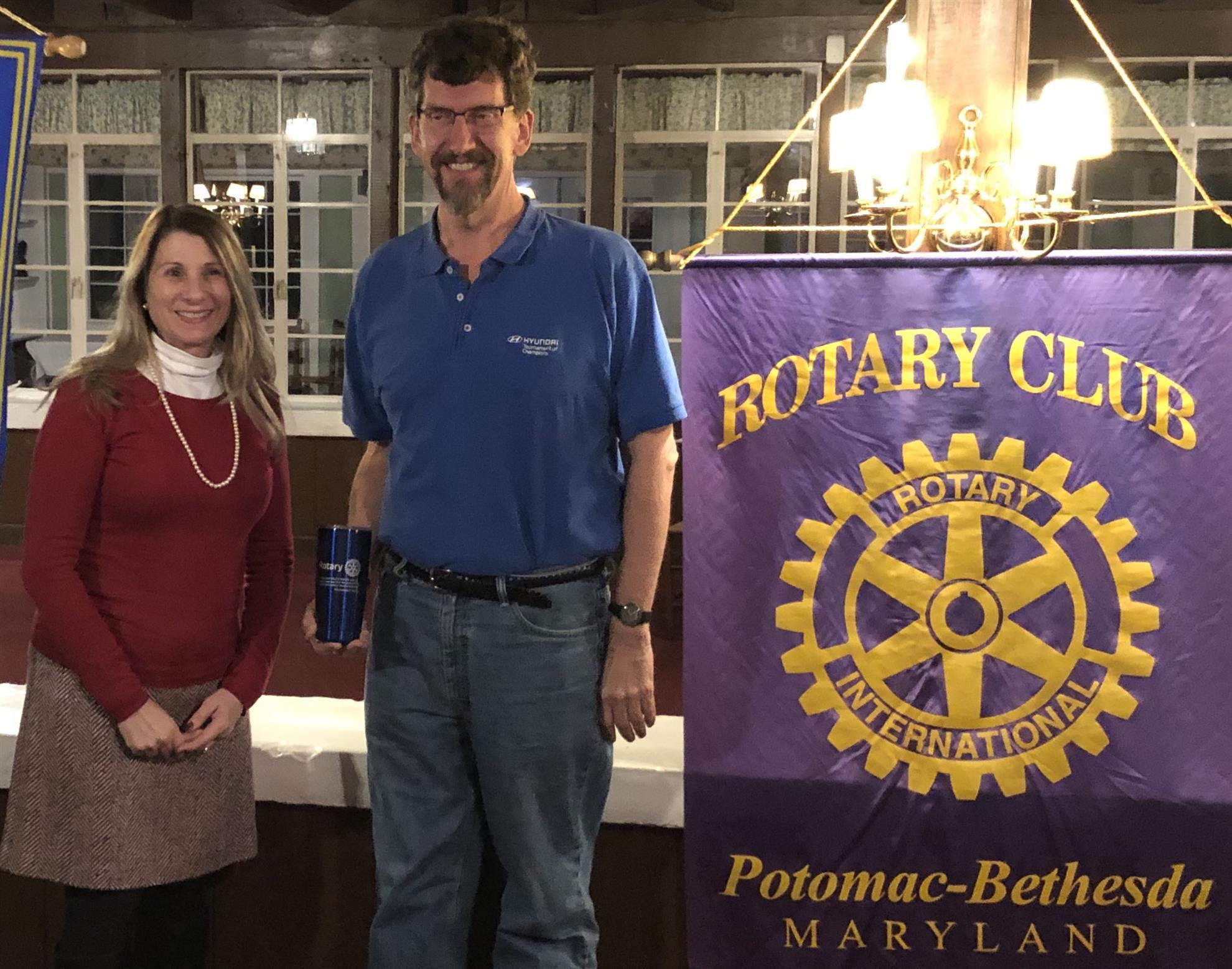 Stories | Rotary Club of Potomac-Bethesda