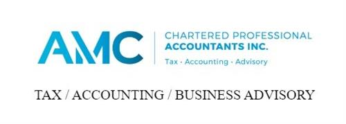 AMC Chartered Professional Accountants Inc.