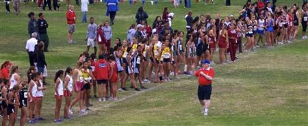 Woodbridge Xcountry Founding Sponsor - Largest West Coast X-country Meet Strong 38+ years